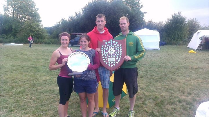 Senior K2 winners